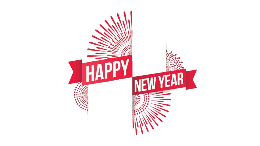 Hình ảnh chúc mừng năm mới độc đáo