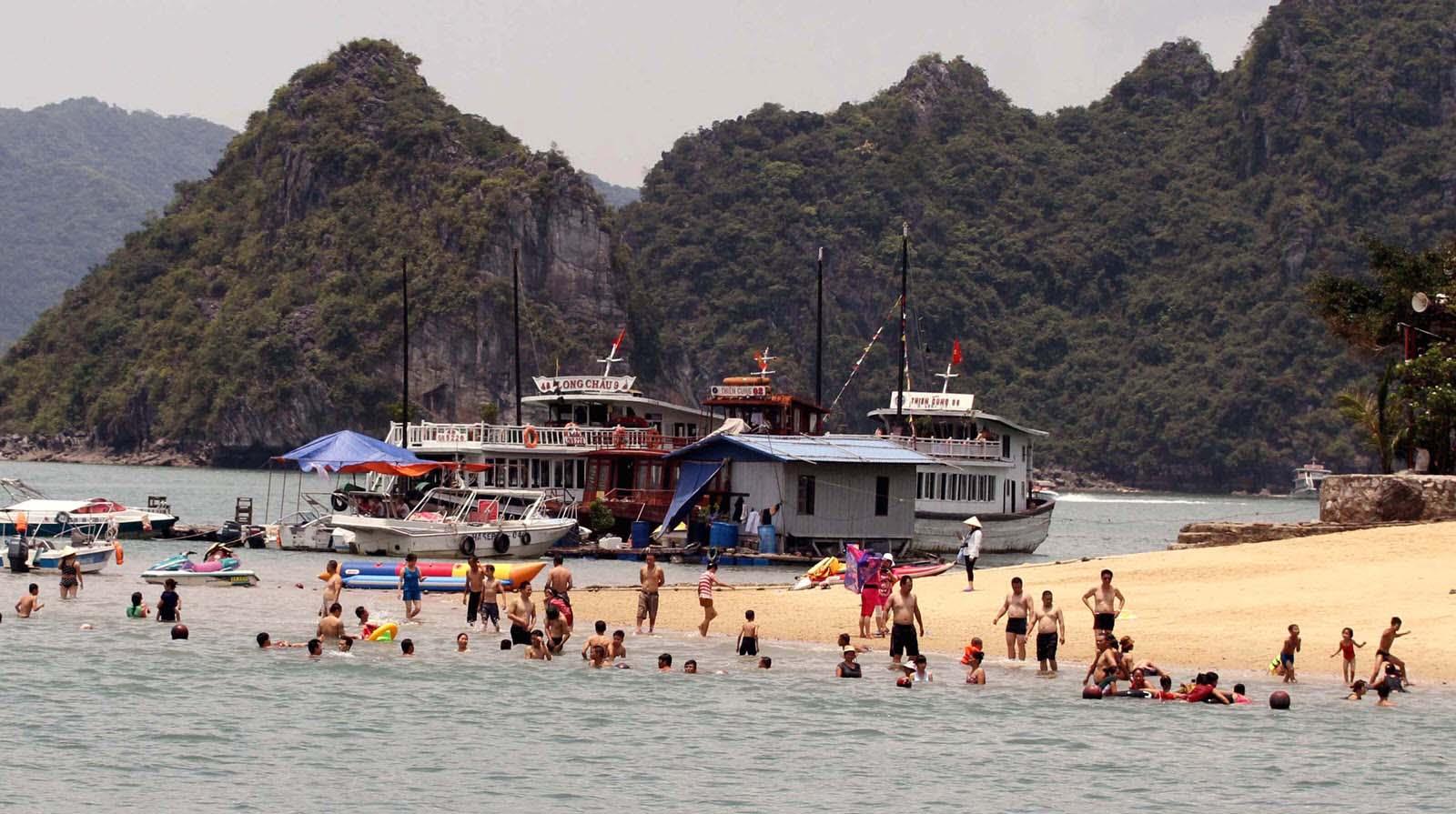 Hình ảnh đẹp góc đảo Titop-Hạ Long