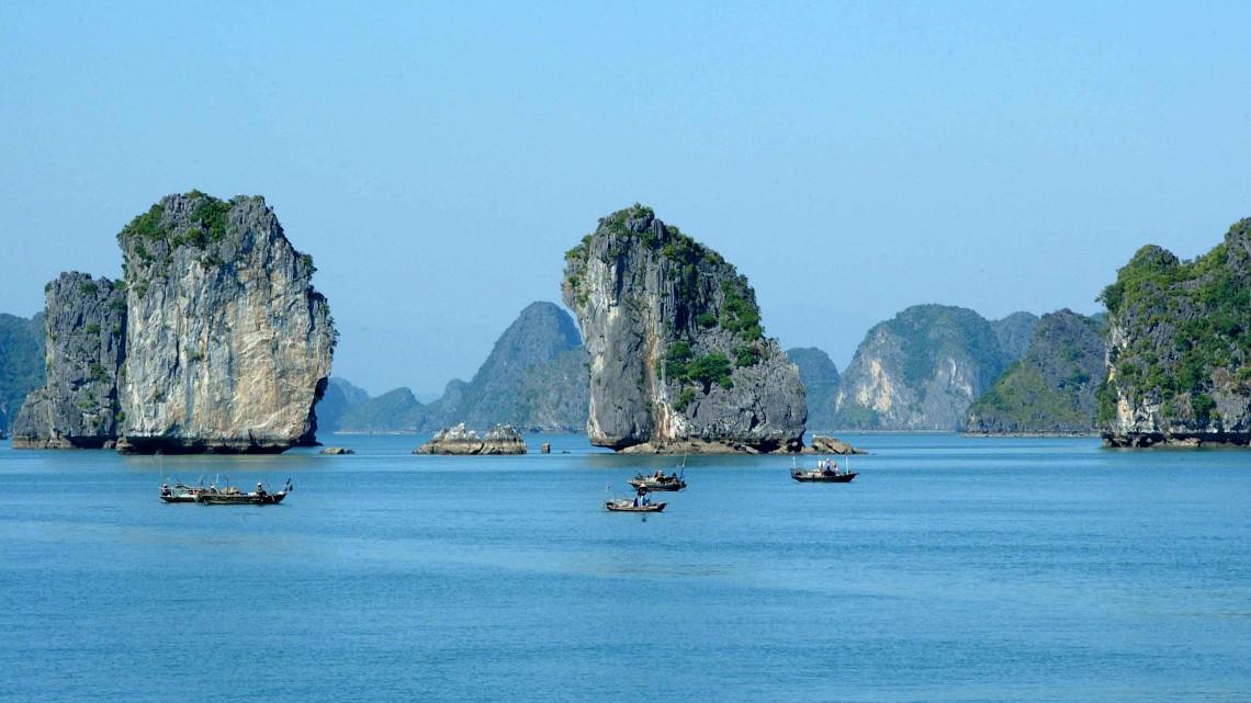Hình ảnh đẹp về vịnh Hạ Long
