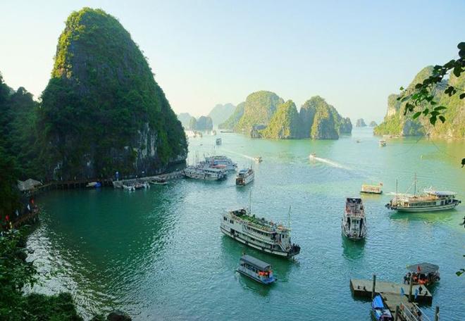 Hình ảnh đẹp vịnh Hạ Long