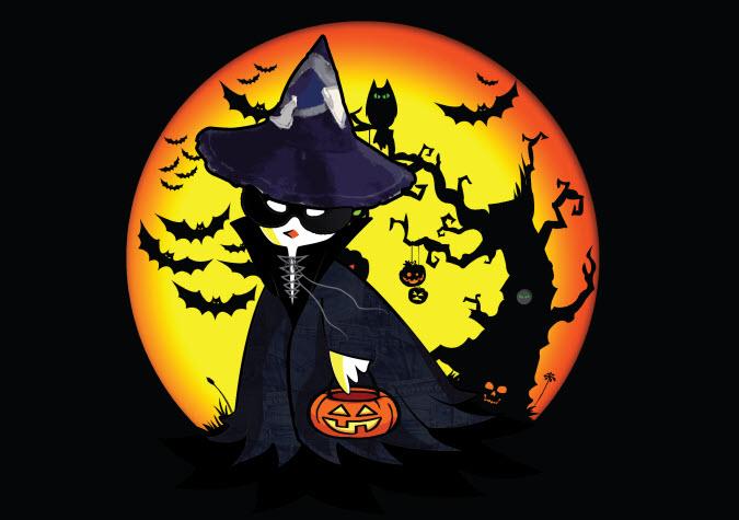 Hình ảnh Halloween cực đẹp (6)
