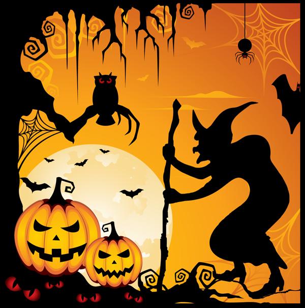 Hình ảnh Halloween đẹp (1)