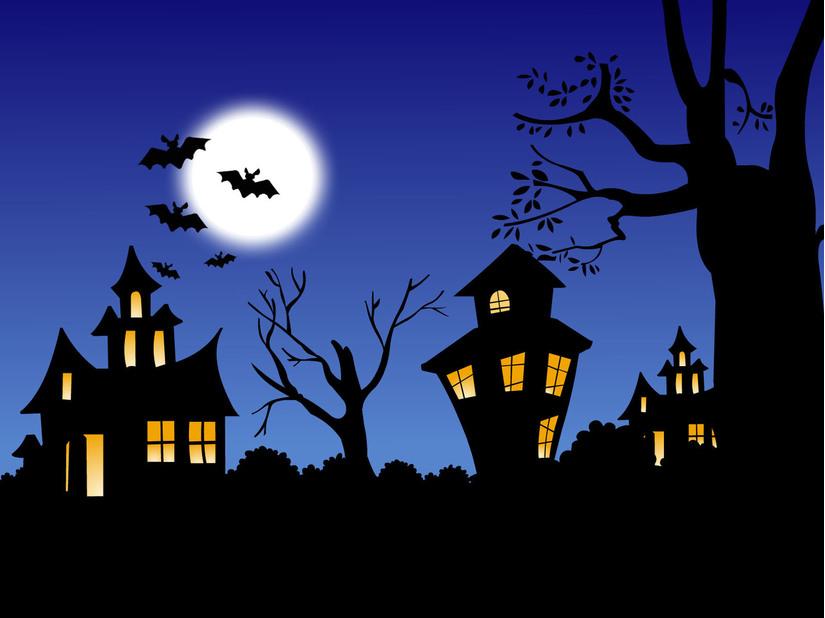 Hình ảnh Halloween đẹp nhất (2)