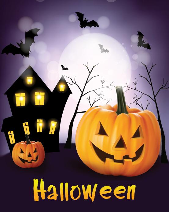 Hình ảnh Halloween đẹp
