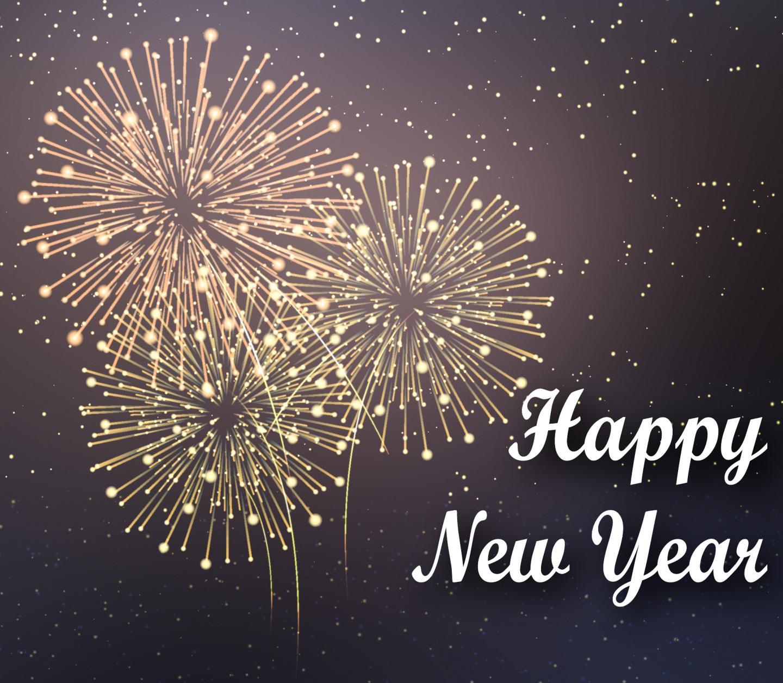 Hình ảnh Happy New Year cực đẹp