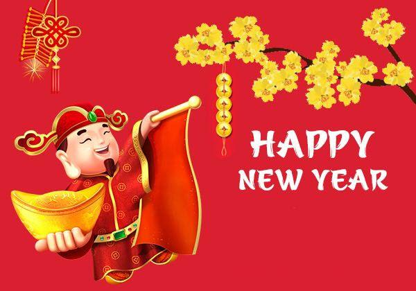 Hình ảnh Happy New Year đẹp