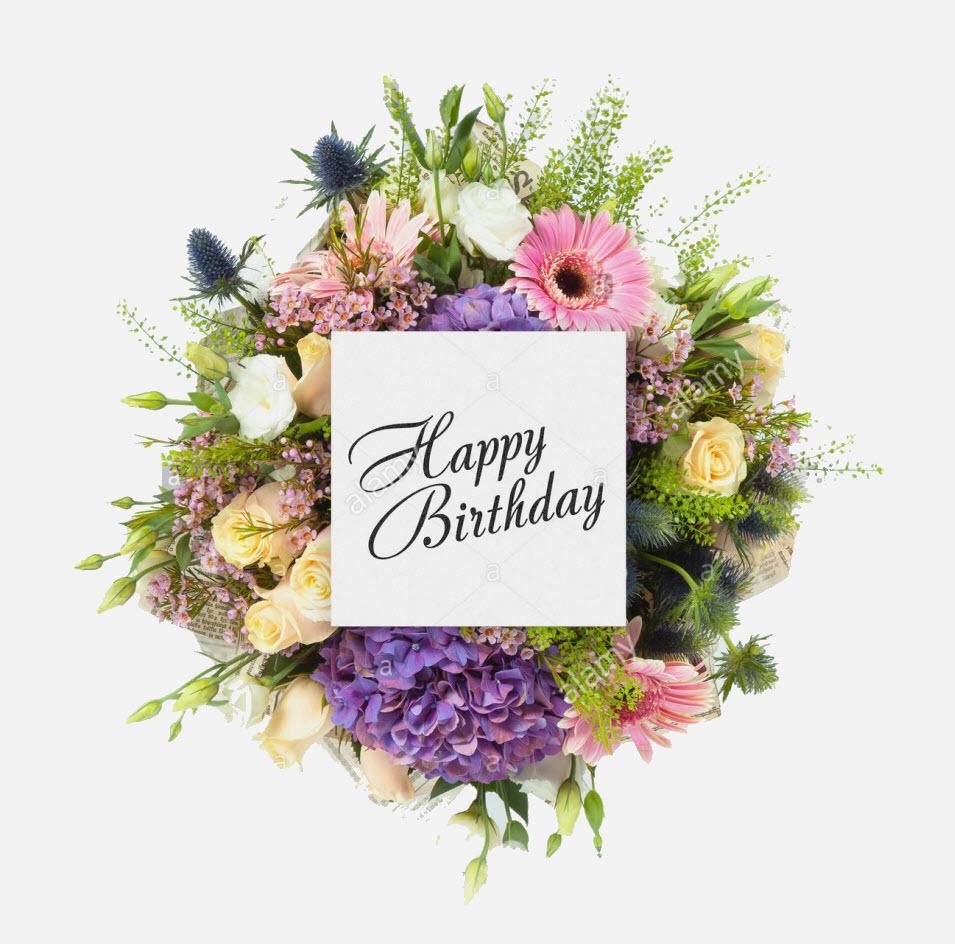 Hình ảnh hoa đẹp mừng sinh nhật (2)
