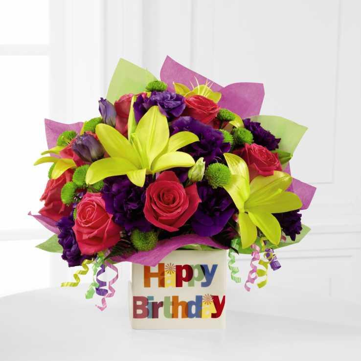 Hình ảnh hoa sinh nhật đẹp và ý nghĩa