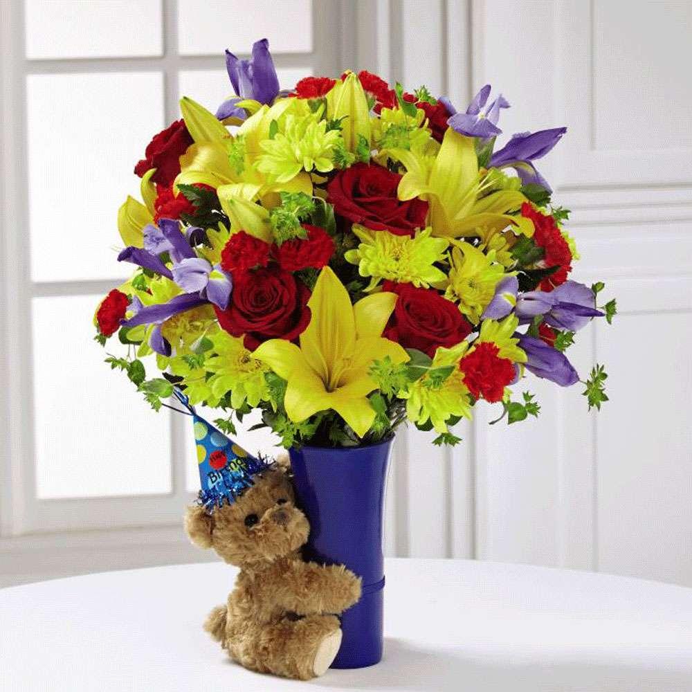 Hình ảnh hoa tặng sinh nhật đẹp
