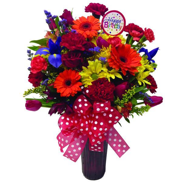 Hình ảnh những bó hoa sinh nhật đẹp