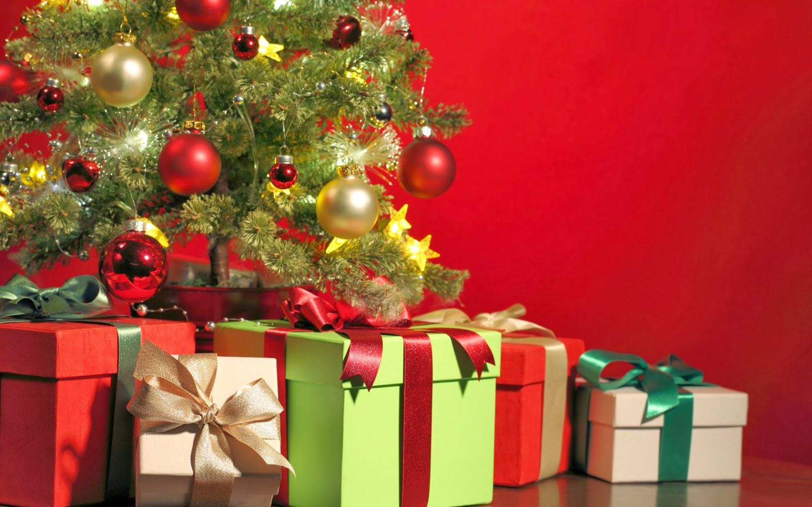 Hình ảnh những món quà noel đẹp