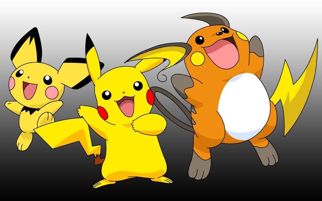 Hình ảnh pikachu dễ thương