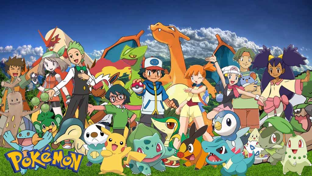 Hình ảnh pokemon satoshi hay nhất