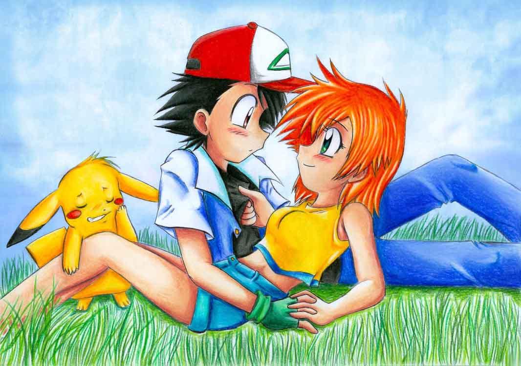 Hình ảnh satoshi dễ thương
