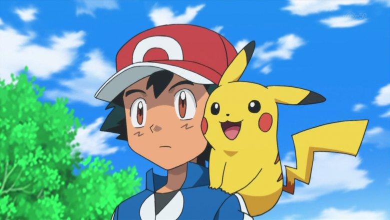 Hình ảnh satoshi pikachu dễ thương
