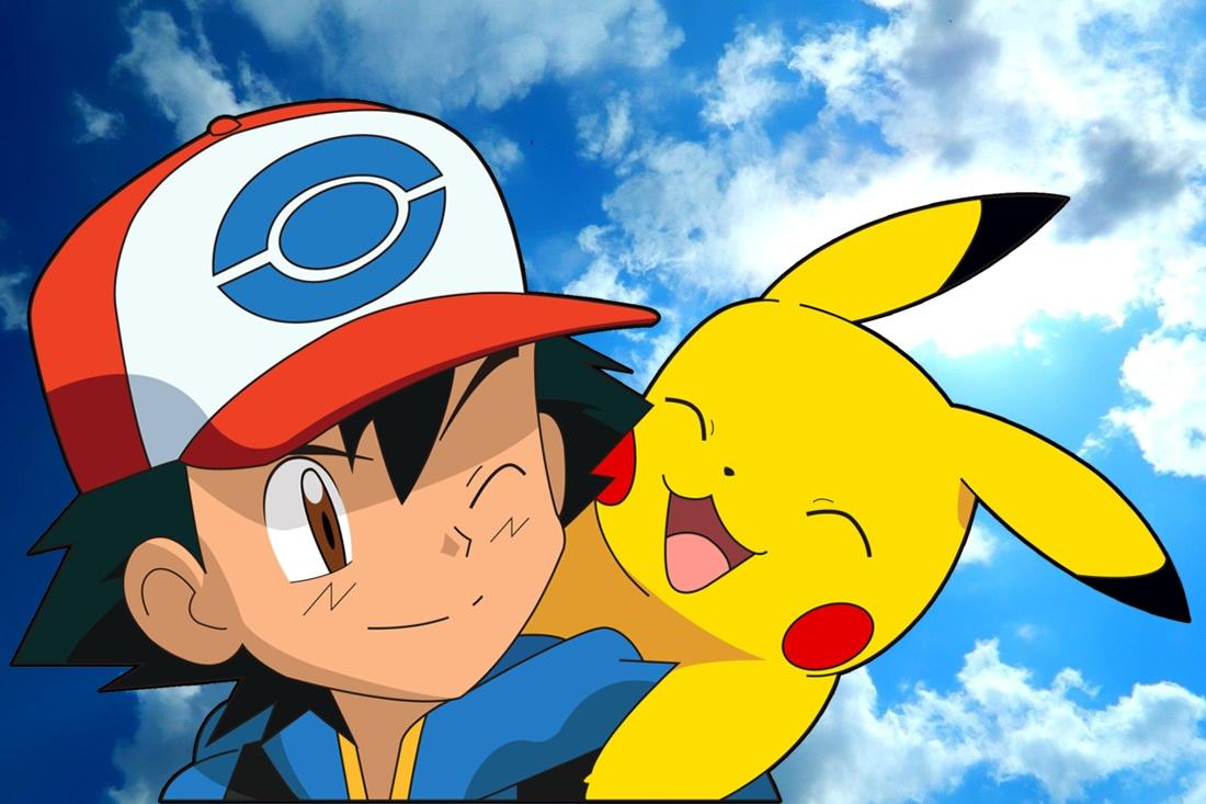 Hình ảnh satoshi pikachu