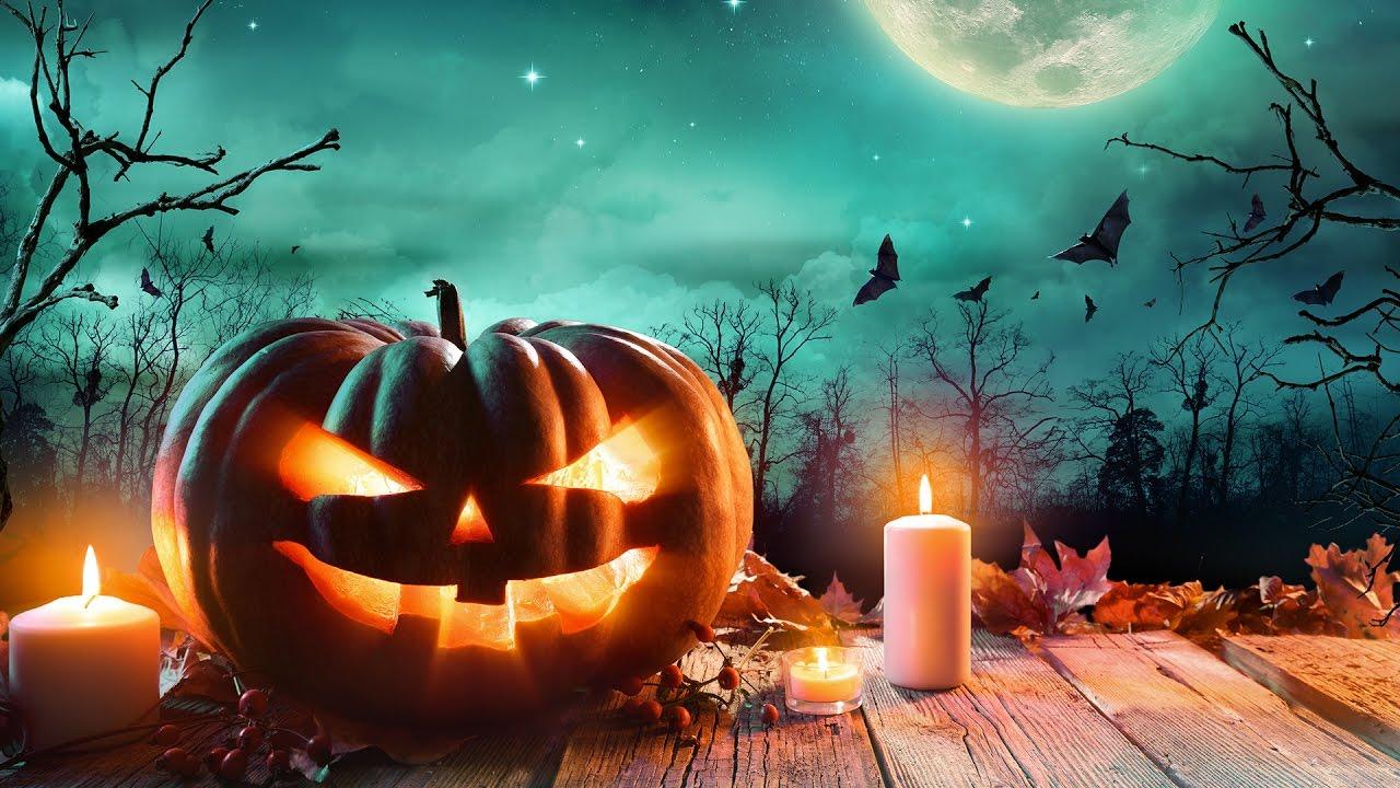 Hình nền Halloween đẹp nhất