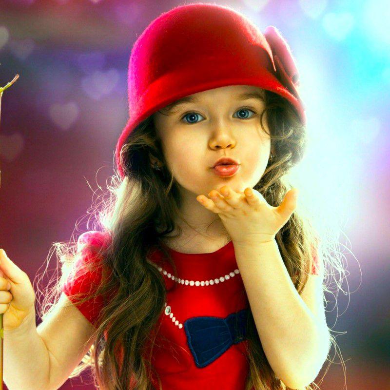 Hình ảnh bé gái cute