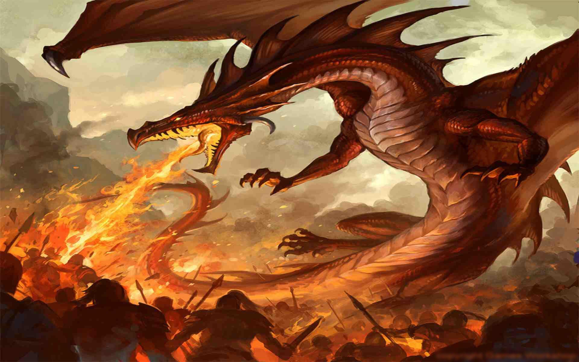 Hình ảnh con rồng