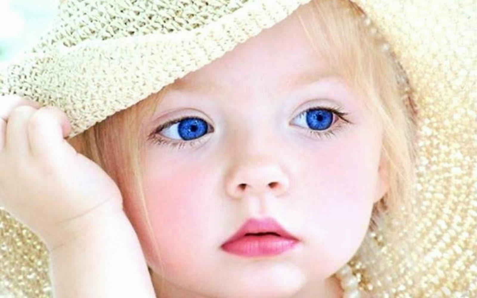 Hình ảnh dễ thương nhất của em bé