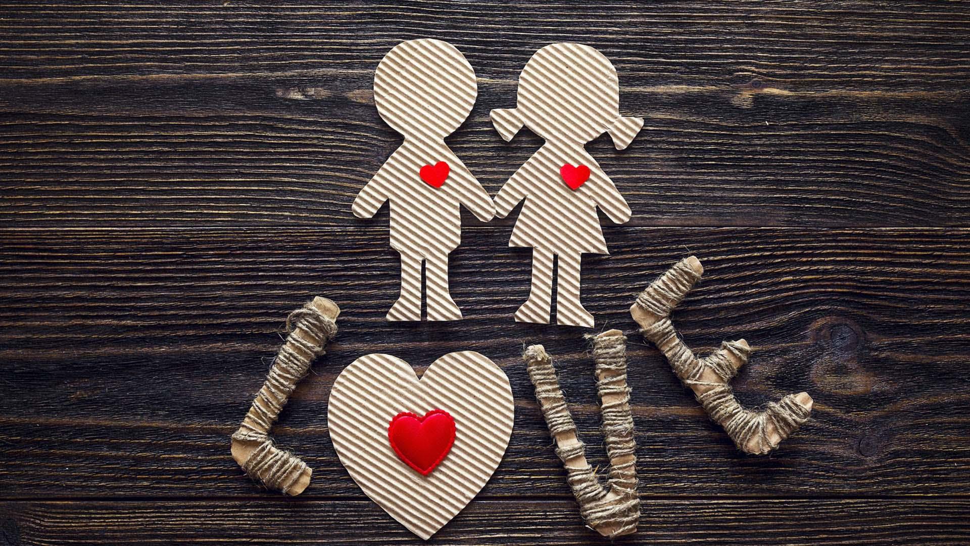 Hình nền tình yêu ngộ nghĩnh nhất