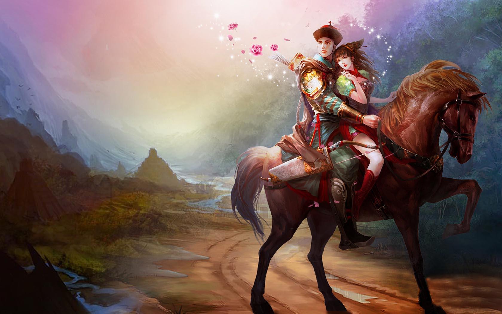 Hình nền về tình yêu lãng mạn