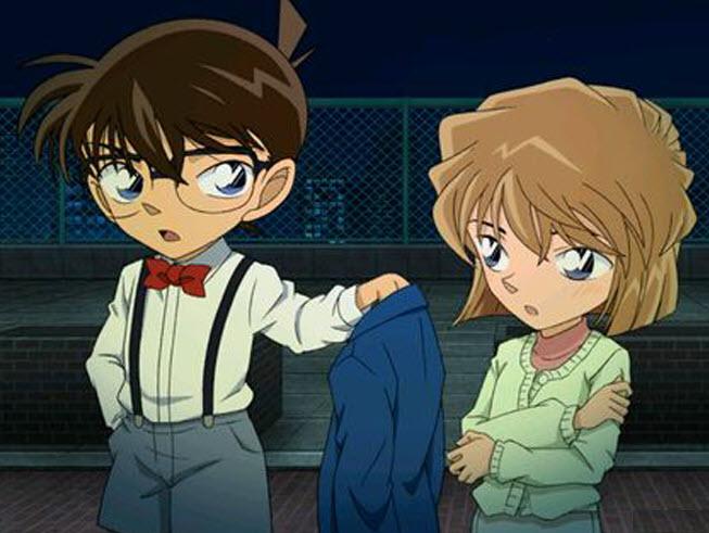Hình ảnh Conan and Haibara
