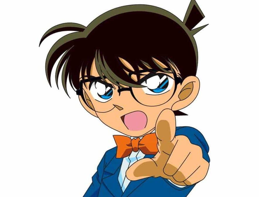 Hình ảnh Conan đẹp nhất