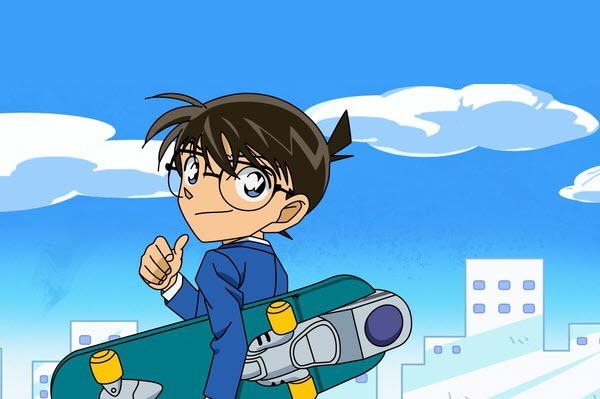 Hình ảnh của Conan