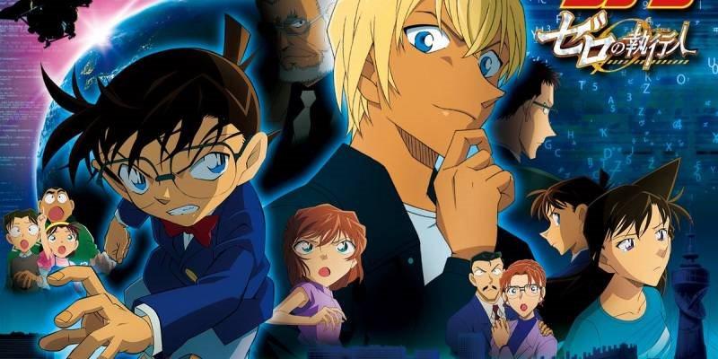 Hình ảnh đẹp của Conan