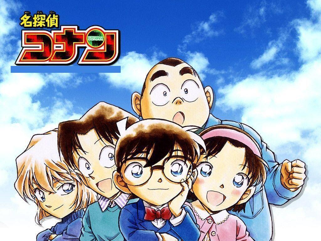 Hình ảnh hoạt hình Conan
