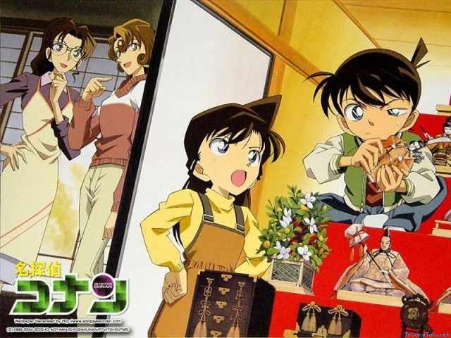 Hình ảnh về Conan (2)