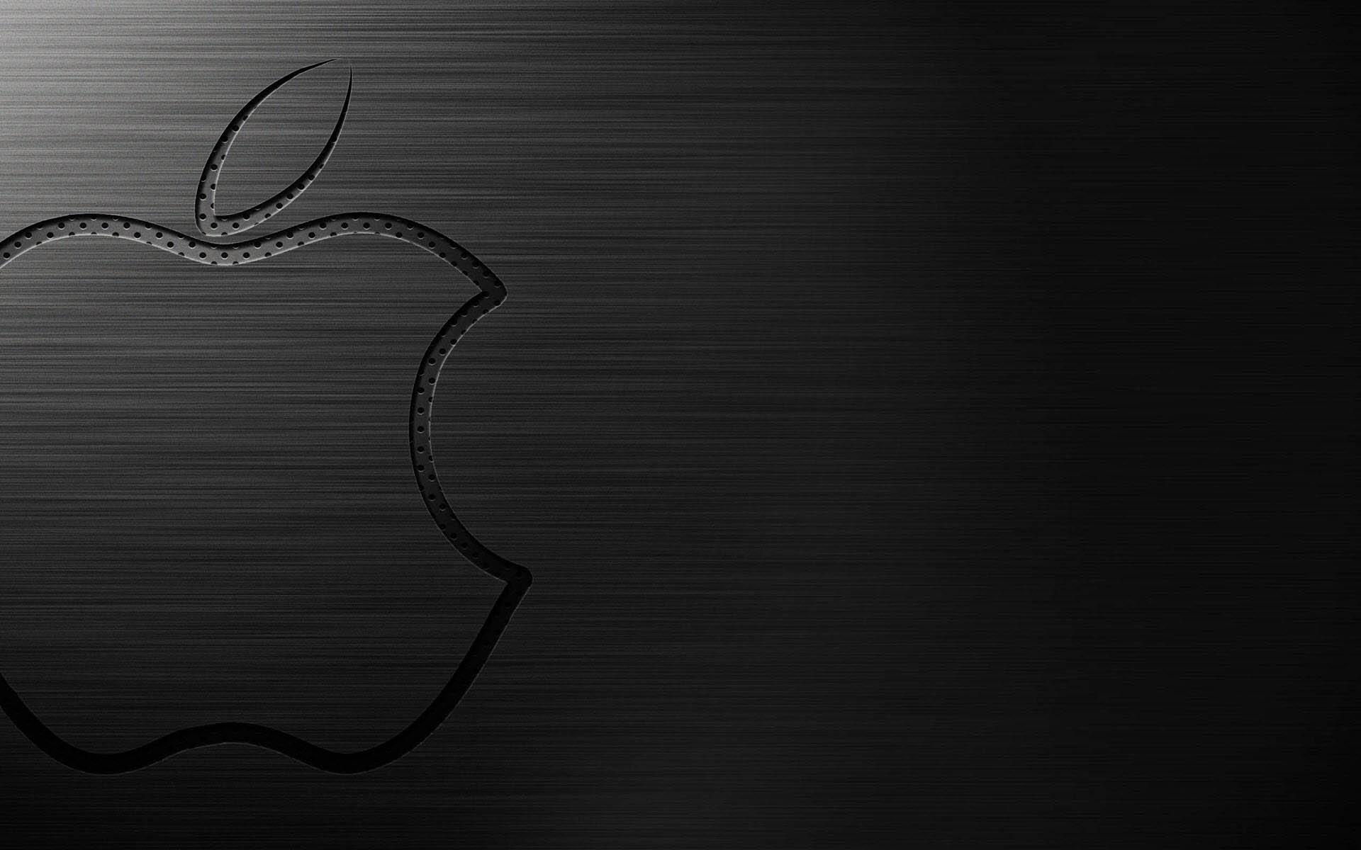 Hình nền apple đen đẹp nhất