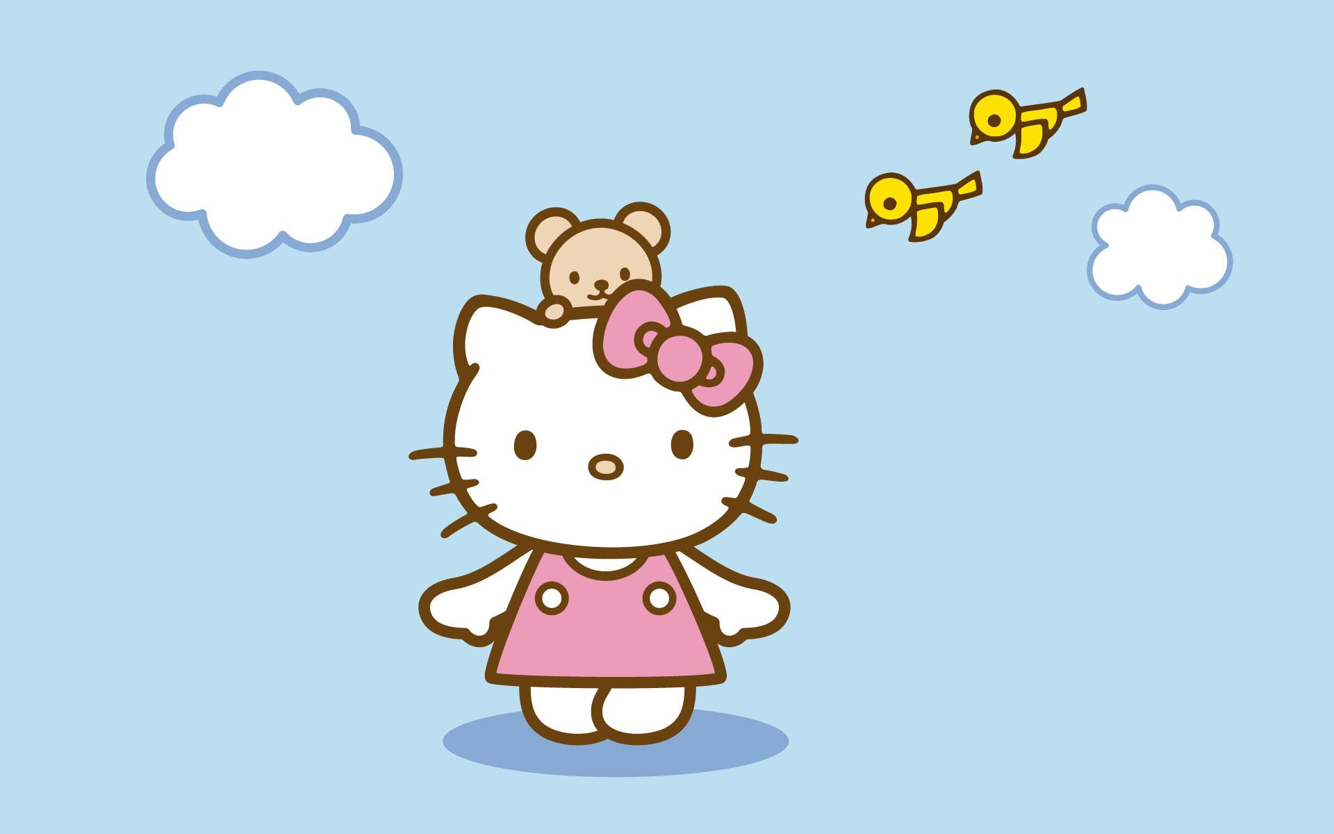 Hình nền kitty dễ thương