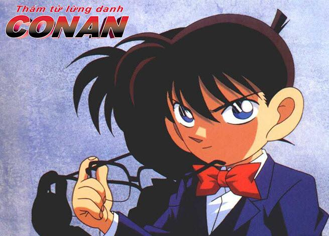 Images Conan đẹp