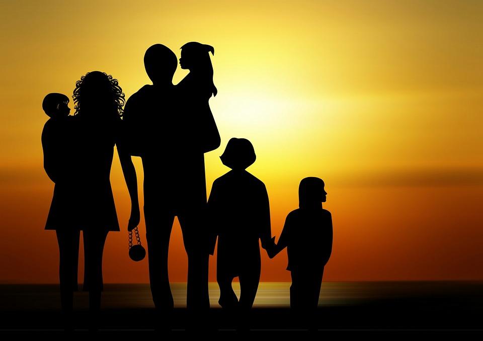 Ảnh gia đình đẹp