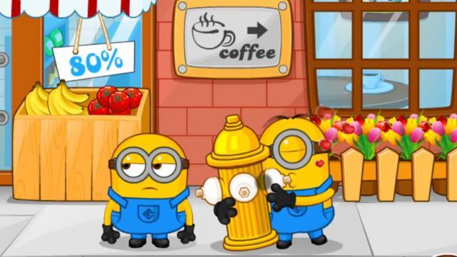 Hình ảnh của minion hoạt hình