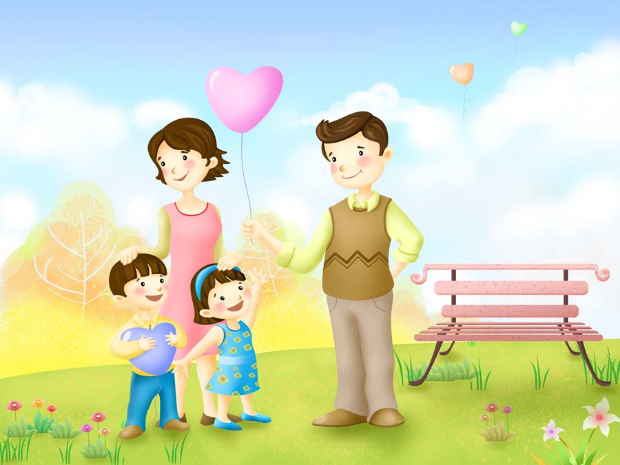 Vợ chồng hòa thuận: Sức mạnh làm nên gia đình hạnh phúc
