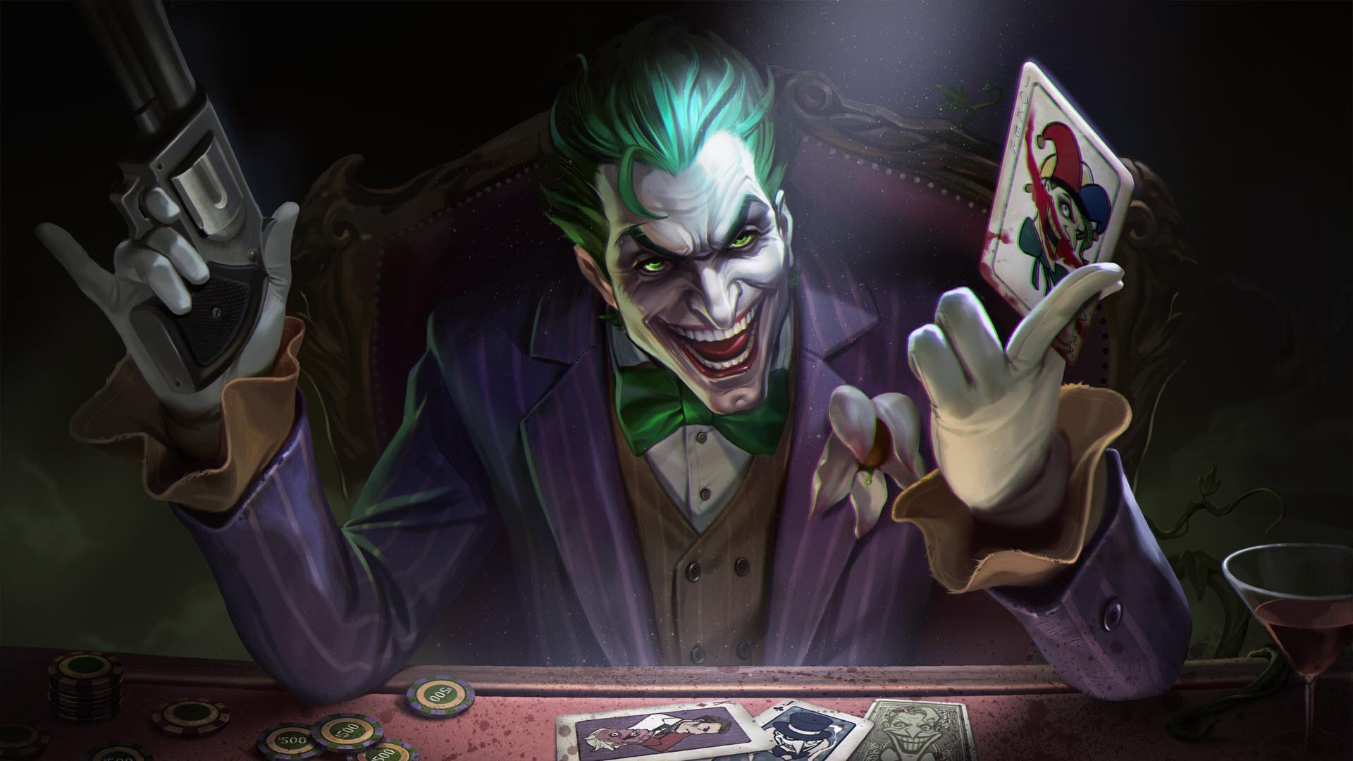 Hình nền liên quân joker