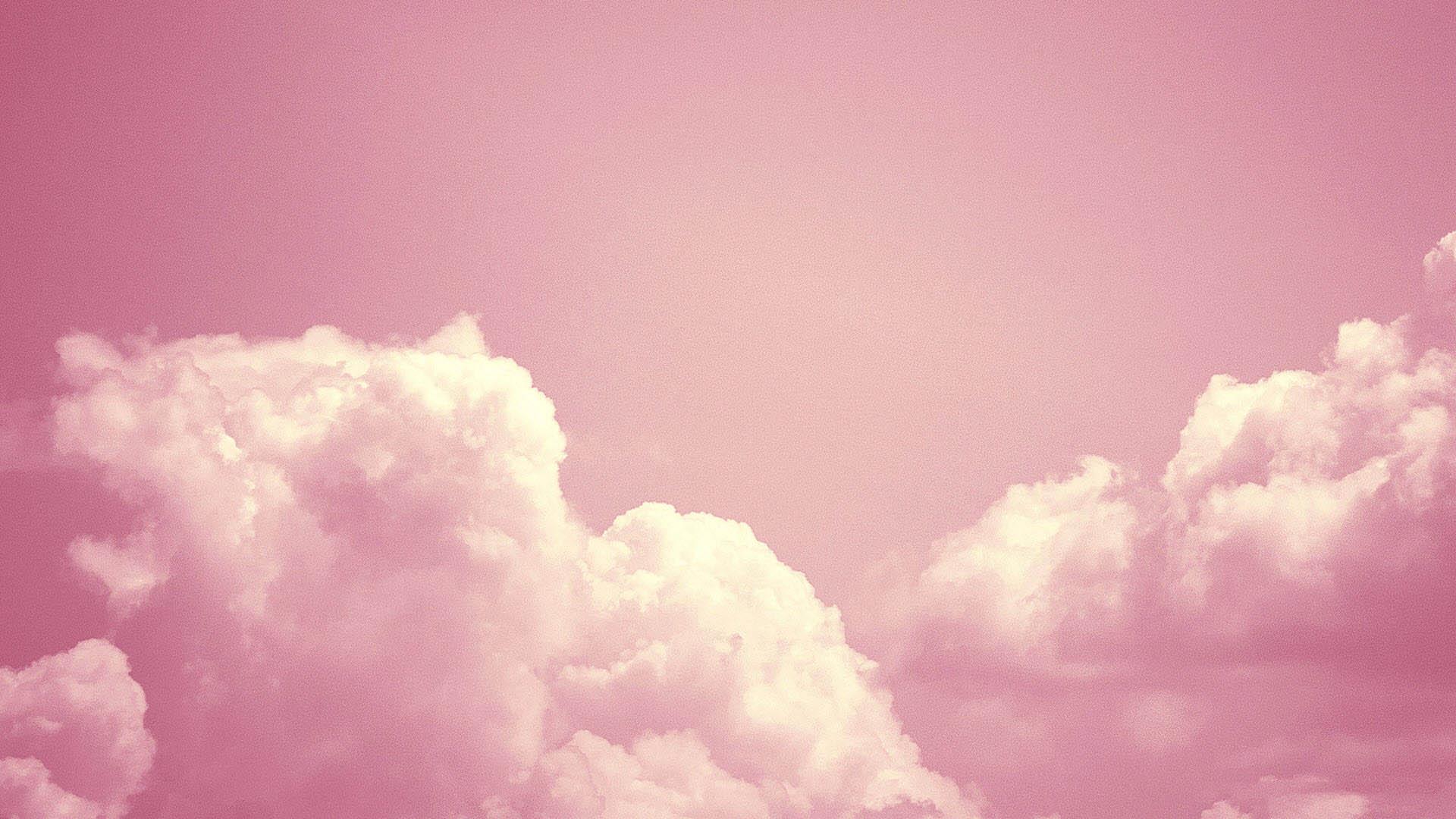 Hình nền màu hồng cute, dễ thương