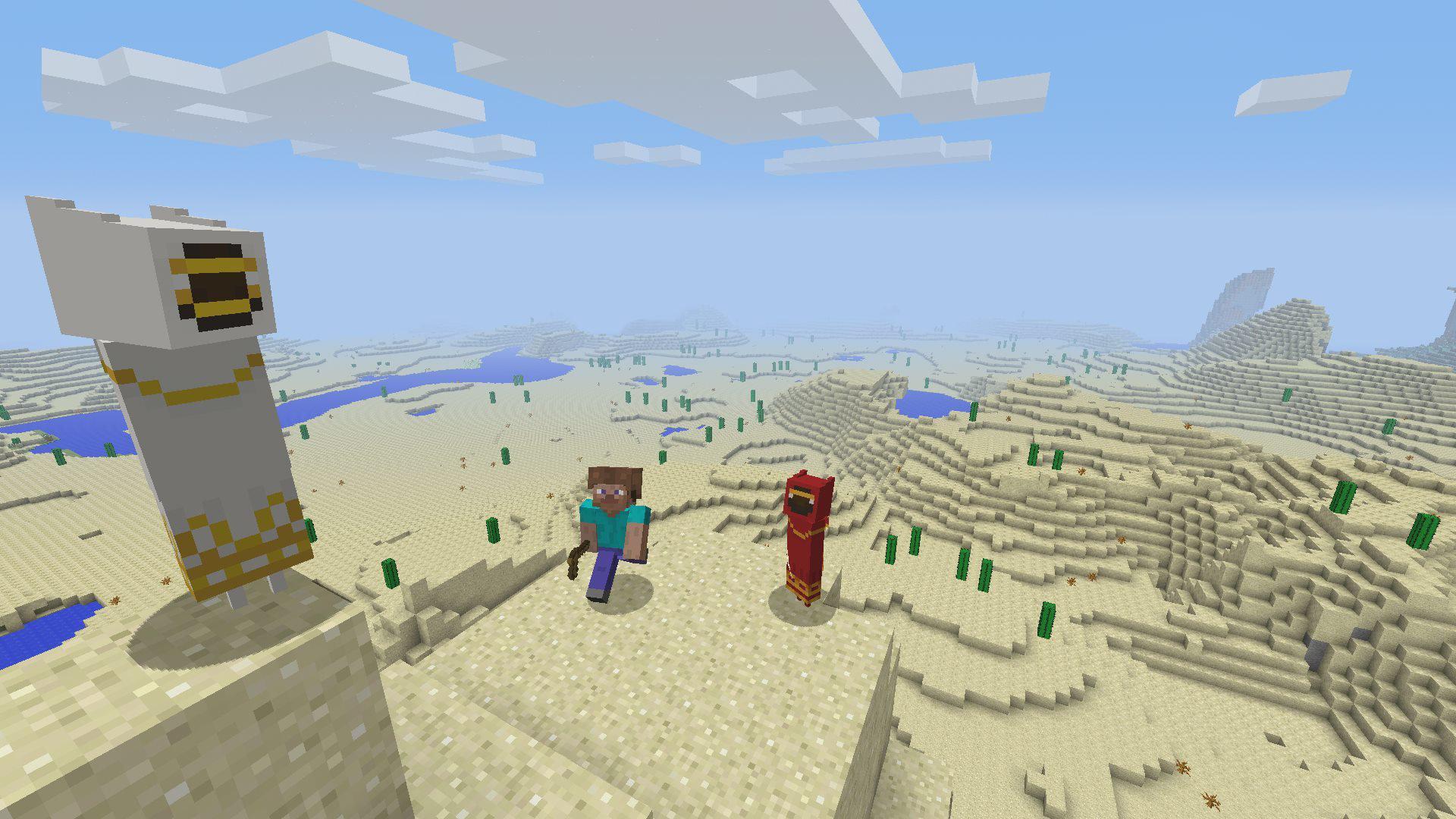 Hình nền minecraft cho pc