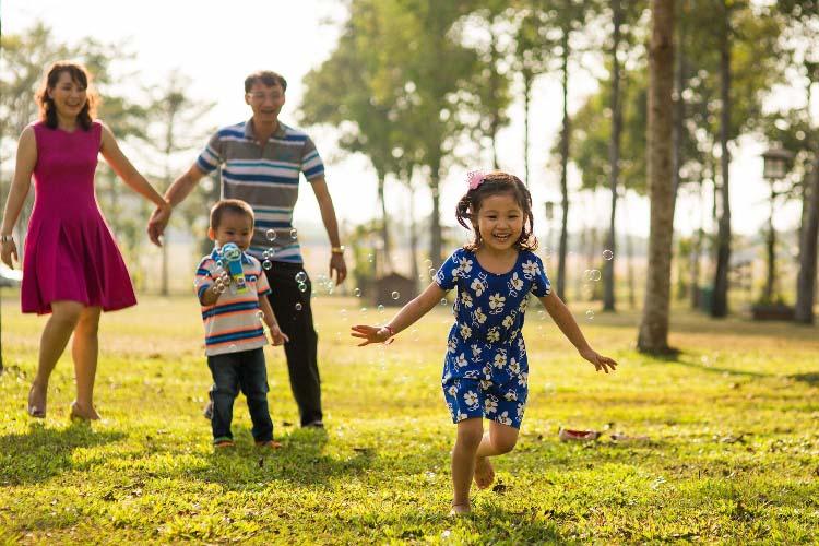 Những hình ảnh về gia đình