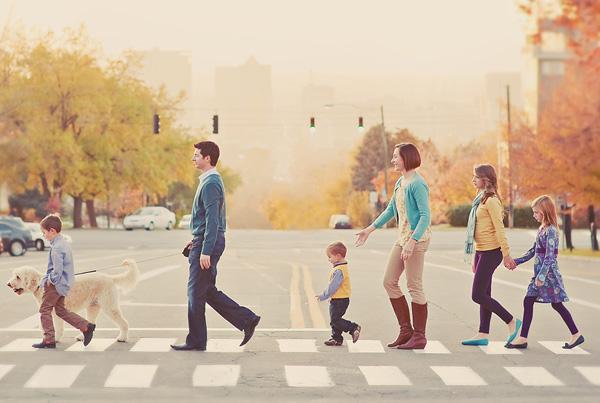 Xem hình ảnh gia đình