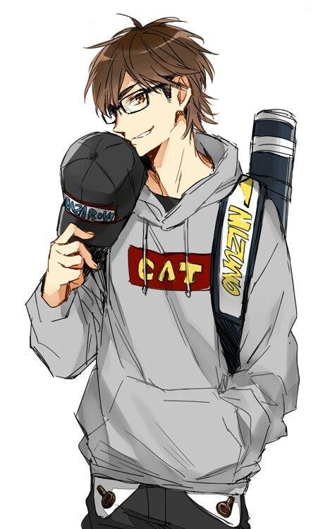 Ảnh anime boy chất