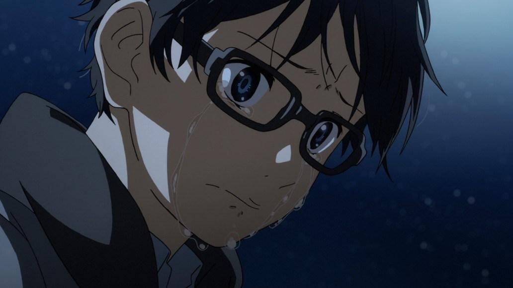 Ảnh anime buồn
