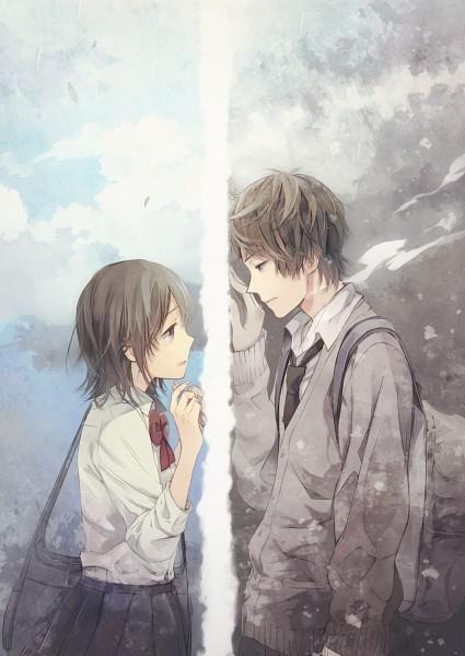 Hình ảnh anime buồn