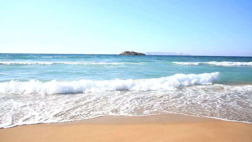Hình ảnh biển sóng đẹp