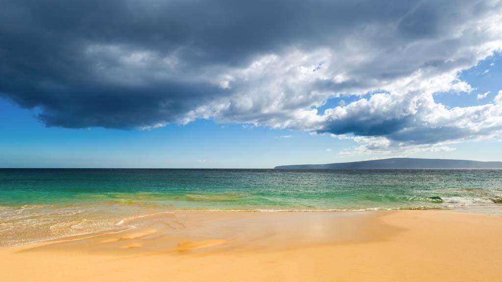 Hình ảnh bờ biển xanh đẹp