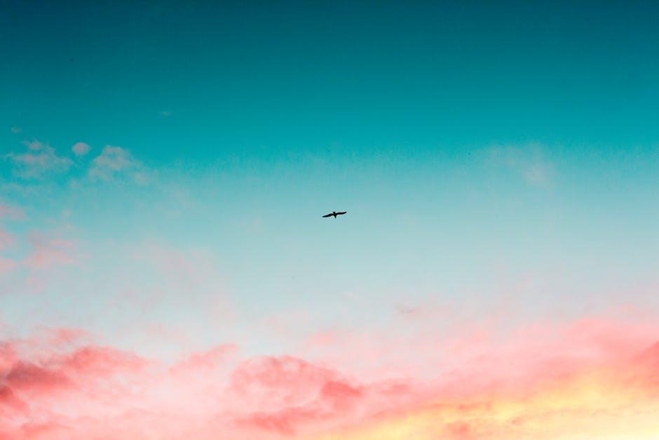 Ảnh bầu trời đẹp thanh bình