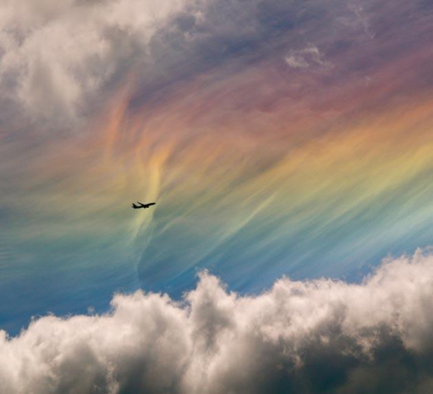 Ảnh bầu trời mây đẹp